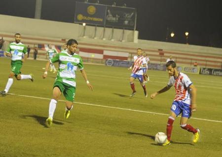 المغرب التطواني تتعادل سلبا مع المولودية الوجدية 1-1