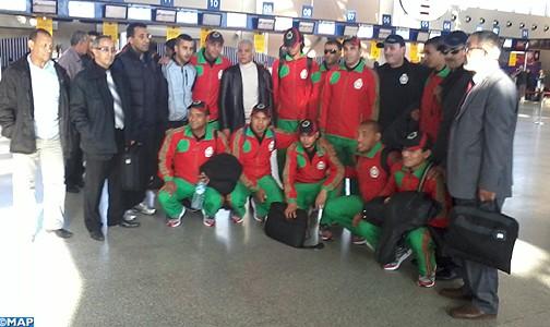 تتويج المنتخب المغربي لكرة القدم للمكفوفين.. سي سي فوت بكأس افريقيا بالكامرون