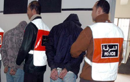اعتقال تركيين مرتبطان بداعش بمدينة وجدة