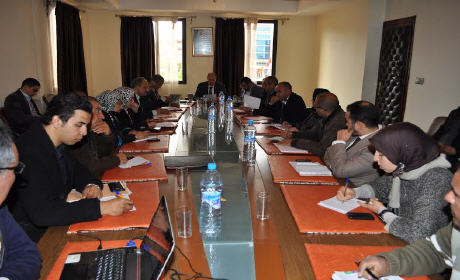 عمالة إقليم بركان تحتضن اجتماع اللجنة الاقليمية للتنمية البشرية