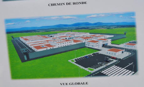 بناء سجن جديد بسيدي سليمان شراعة بركان