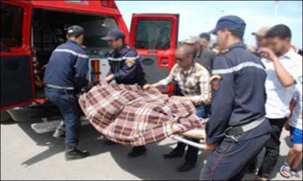وفاة شخص بجرسيف  إثر سقوطه من فوق قنطرة محاولته الفرار من عناصر الأمن