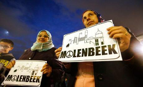 """حالة من الخوف تدفع مغاربة """"مولنبيك"""" للهرب إلى هولندا بعد حملة مداهمات للشرطة البلجيكية"""