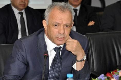 """والي الجهة الشرقية """"محمد مهيدية"""" يطلب مساعدة التجار لمواجهة خطر داعش"""