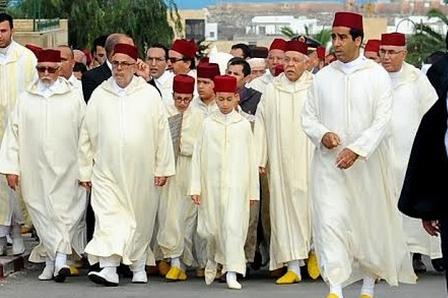 بلاغ: الملك محمد السادس يدعو المواطنين لإقامة صلاة الاستسقاء يوم الجمعة 11 دجنبر 2015