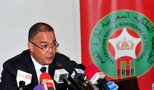 الجامعة الملكية المغربية لكرة القدم تصدر عقوبات بالجملة