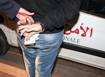 اعتقال مواطن جزائري مبحوث عنه على الصعيد الدولي