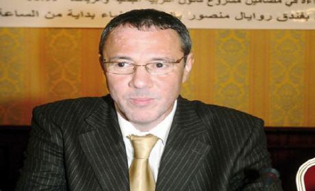 الزميل بدر الدين الإدريسي يحتفظ برئاسة الجمعية المغربية للصحافة الرياضية