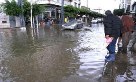 دراسة إشكالية تدبير مخاطر الكوارث الطبيعية  بإقليم بركان