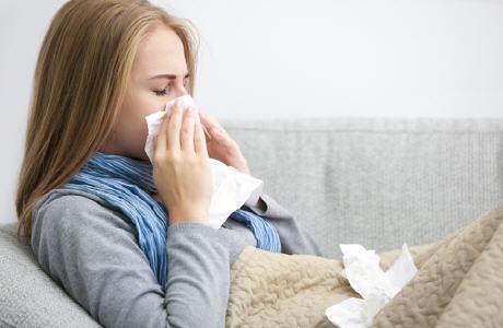 أمراض فصل الشتاء وطرق الوقاية منها