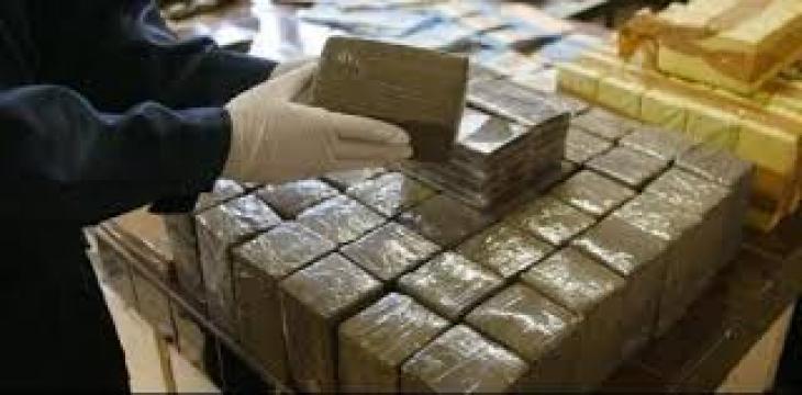 الدرك الملكي يحجز 200 كيلوغرام من مخدر الشيرا بأحفير إقليم بركان
