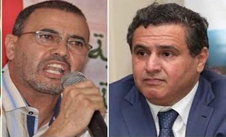 """عبدالعزيز أفتاتي: أخنوش تحول إلى """"شناق"""" في مشاورات الحكومة؟؟"""