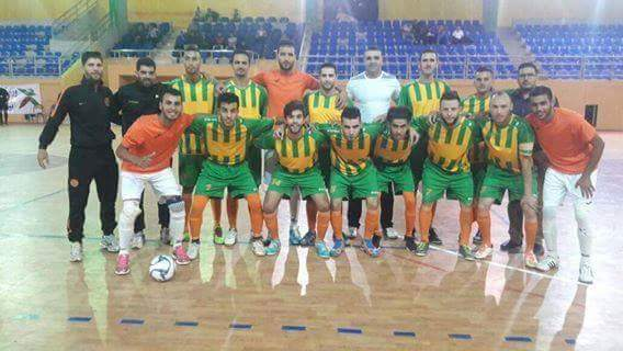 حميد برادة مساعد مدرب المنتخب المغربي للفوتسال مدربا للنهضة البركانية