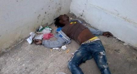 العثور على شاب مهاجر سنغالي في العشرينيات ميتاً من شدة البرد بوجدة