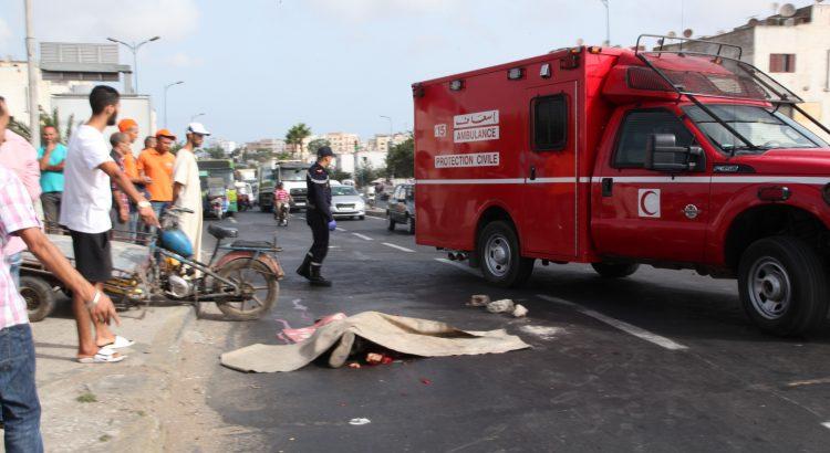 حرب الطرق بالمغرب أزيد من 3590 قتيلا في سنة واحدة.
