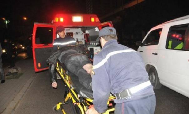 وفاة طفل في حادث سير خطير بجماعة سيدي سليمان شراعة بركان