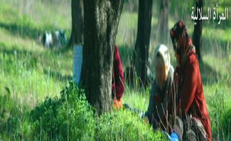 النساء السلاليات بجماعتي لعثامنة ومداغ يطالبن بحقهن في الانتفاع من أراضي الجموع