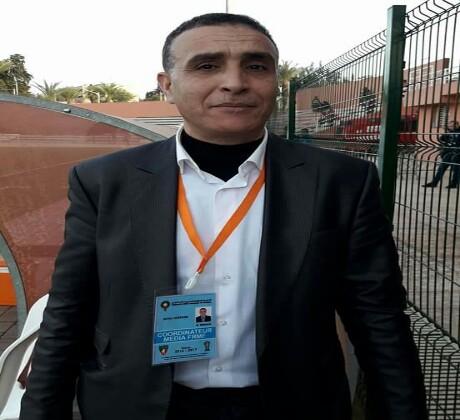 الزميل ادريس قيسامي منسقا إعلاميا لجامعة كرة القدم في جهة الشرق