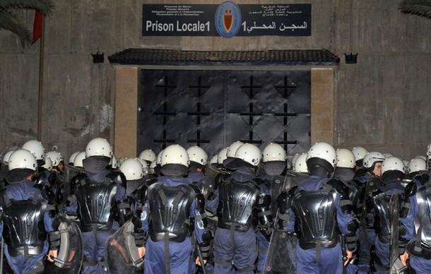 القبض على واحد من سبعة أحداث تمكنوا من الفرار من السجن المحلي سلا 1