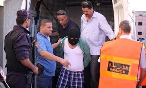 إعادة تمثيل جريمة قتل في الناظور راح ضحيتها 4 أشخاص من عائلة واحدة