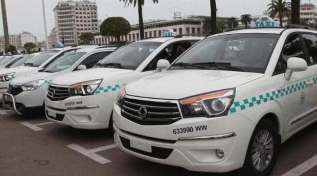 الداخلية تكشف عن برنامجها لدعم المهنيين لتجديد سيارات الأجرة
