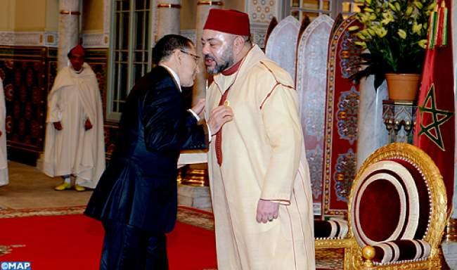 عاجل… الملك يكلف رسميا العثماني بتشكيل الحكومة خلفا لبنكيران