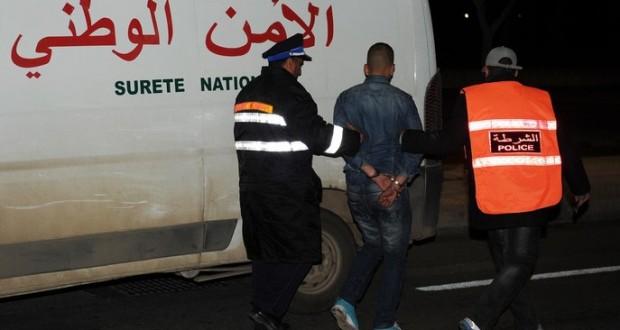 إلقاء القبض على العصابة التي روعت سكان سيدي سليمان شراعة ببركان