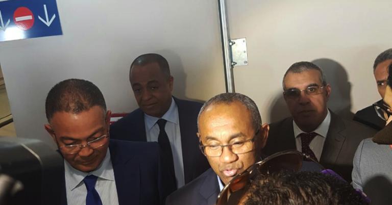 رئيس الاتحاد الافريقي أحمد أحمد: 'المغرب ساهم معنا في إسقاط 'عيسى حياتو' وسنعمل معاً لتطوير الكرة الافريقية
