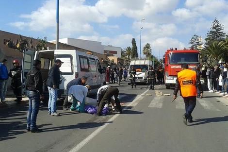 مقتل 15 شخصا وإصابة 1653 آخرين بجروح بالمغرب