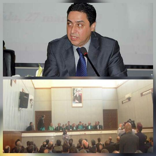 إيداع مستشار عن 'البيجيدي' السجن بتهمة تزوير ختم الاستقلالي 'عمر حجيرة' رئيس مجلس وجدة