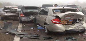 في ظرف أسبوع.. حوادث السير بالمغرب تتسبب في وفاة 19 شخصا وإصابة 1925 آخرين
