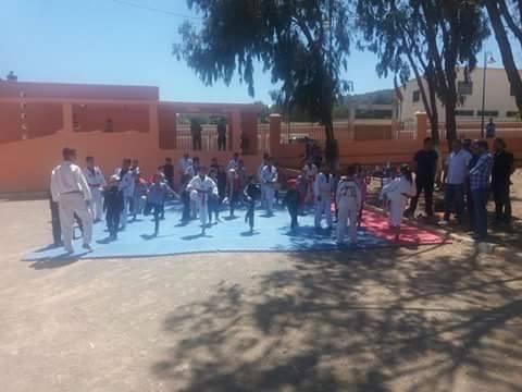 جمعية الشعلة للتربية والثقافة فرع سيدي سليمان شراعةبركان تنظم مخيم حضري يوم الأحد 7 ماي