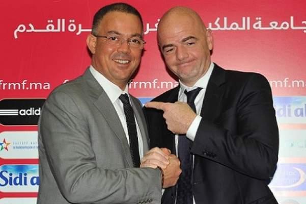 الفيفا تحبط مخططا أمريكيا وتنصف المغرب بخصوص تنظيم مونديال 2026