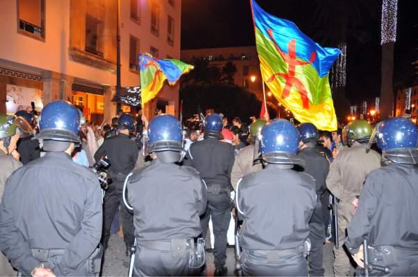 عشرات المدن المغرب تخرج للتنديد باعتقال نشطاء حراك الحسيمة