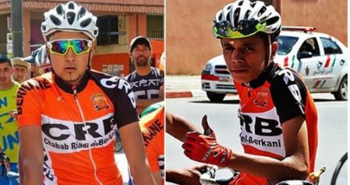 دراجو الشباب الرياضي البركاني يتألقون في سباق الدراجات ببركان