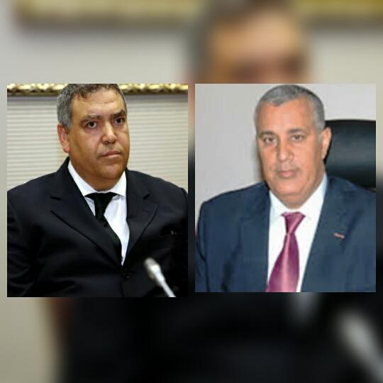 وزير الداخلية «عبدالوافي لفتيت » يشرف على تنصيب الوالي الجديد « معاذ الجامعي »