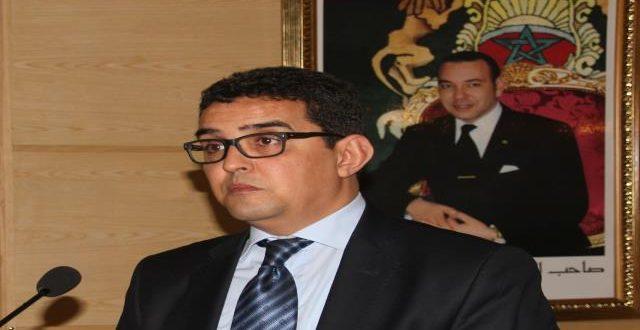 البركاني محمد أمين الكروج عاملا على إقليم الجديدة