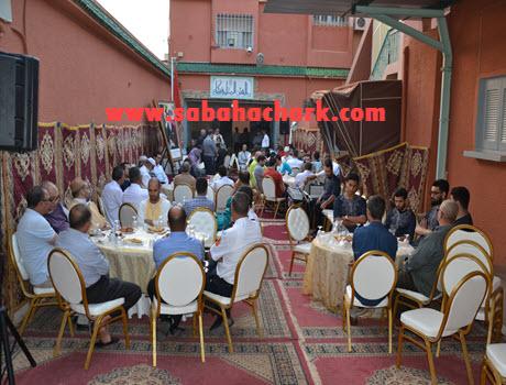 إفطار جماعي بالسجن المحلي ببركان