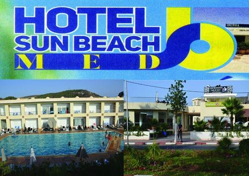 Hôtel Sun Beach Med à Saidia vous souhaite le bienvenu