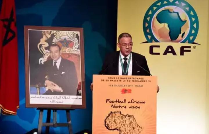 فوزي لقجع يُعين نائبا ثالثا لرئيس «الكاف»