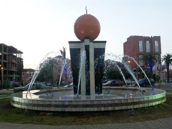 ساكنة حي معزة بواولوت تنتفض ضد اﻹقصاء والتهميش