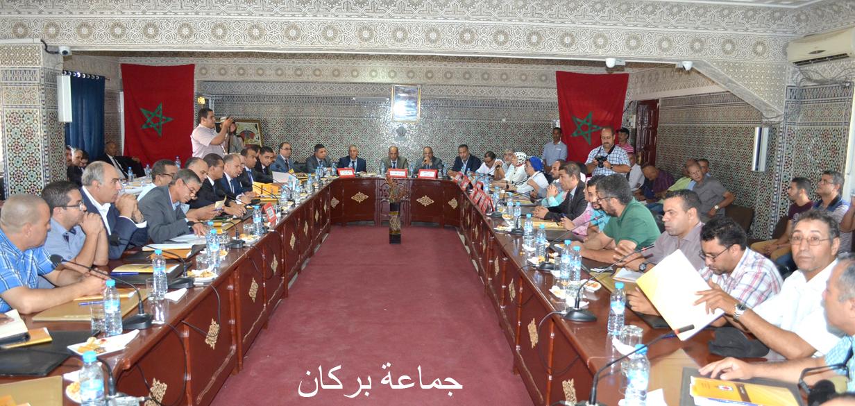لقاءات تواصلية بين عامل إقليم بركان وأعضاء مجالس الجماعات بالإقليم