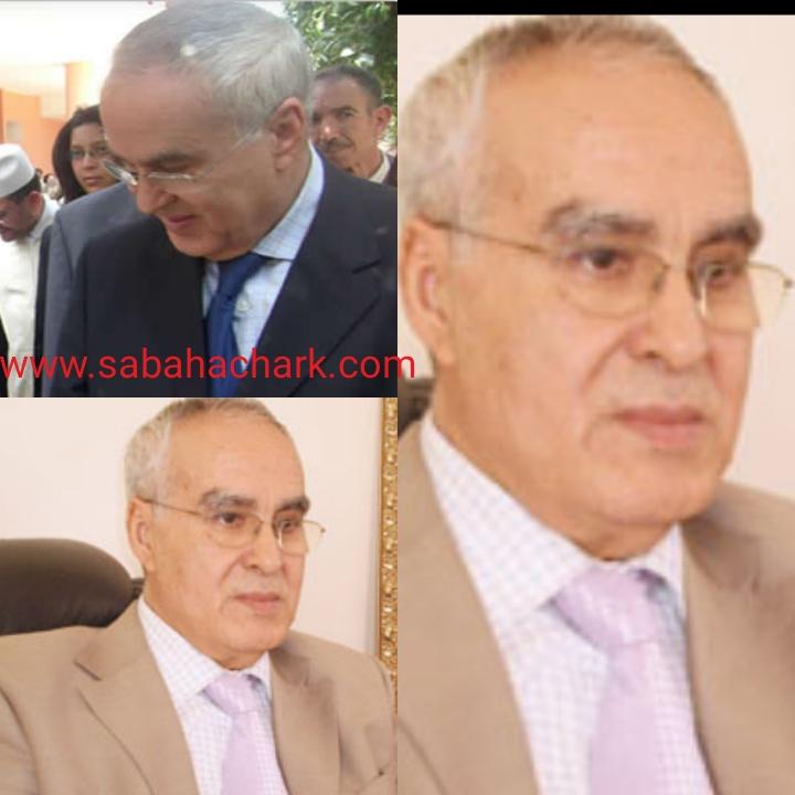 تعزية في وفاة أحمد القادري بوتشيش عامل السابق بإقليم بركان