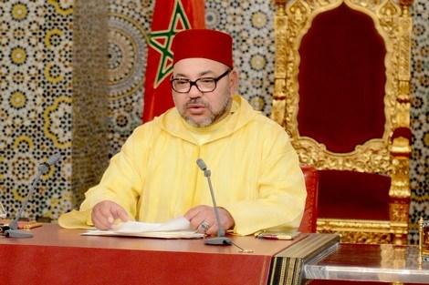 الملك محمد السادس يترأس المجلس الوزاري بالرباط وهذا أهم ما جاء فيه!!