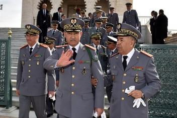 بعد الزلزال الذي أطاح بـ43 مسؤولاً عسكرياً .. تعيين 8 جنرالات