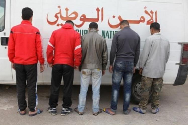 اعتقال 5 أشخاص بالناظور متهمين بالاختطاف والاحتجاز وطلب الفدية 2 ملايين