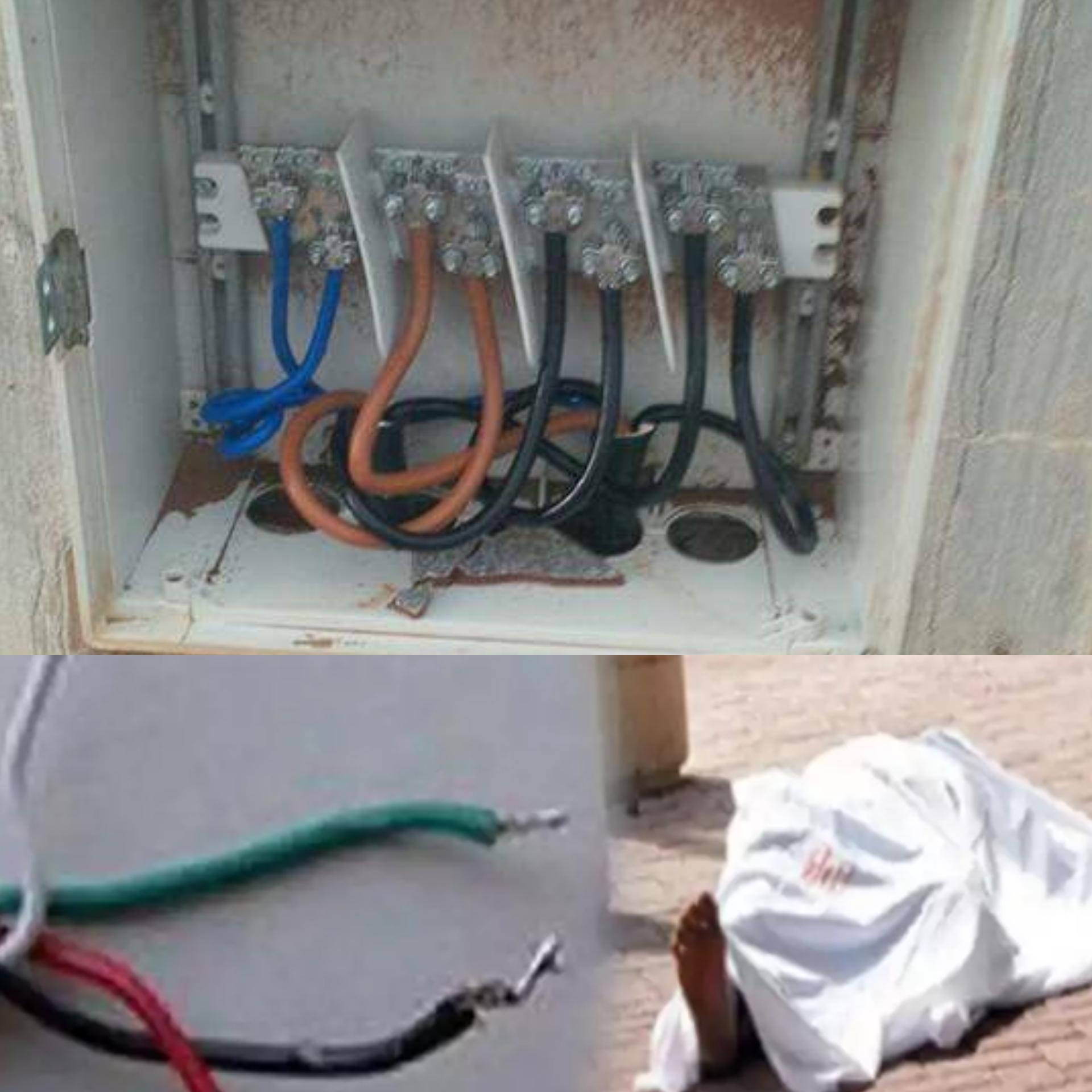 وفاة طفل صعقًا بالكهرباء بتجزئة سيدي سليمان شراعة