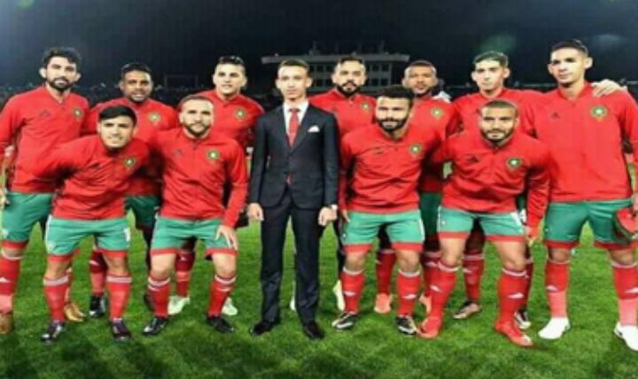 هنيئا للمنتخب الوطني المغربي يتوج بطلا لكأس افريقيا للاعبين المحليين 2018