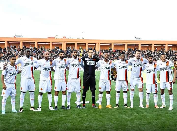 نهضة بركان يهزم النادي الإفريقي التونسي ويتأهل لدور قبل المجموعات