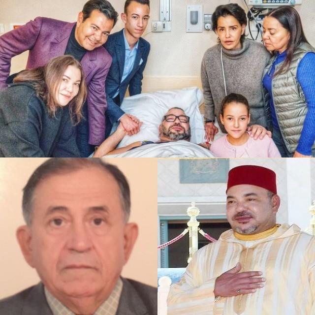 الدكتور المراكشي بنجعفر محمد يتمنى الشفاء العاجل لصاحب الجلالة الملك محمد السادس نصره الله وأيده